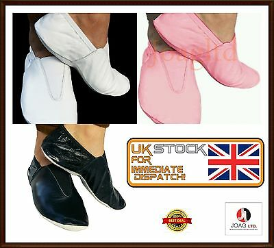 Leather Gymnastic - Dancing shoes - Trampoline - Athletic - best quality shoes//