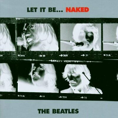 Beatles, The : Let It Be..Naked CD