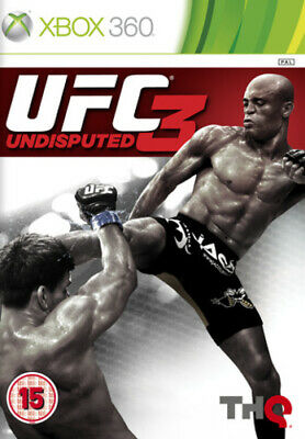 UFC Undisputed 3 (Xbox 360) Sport: Martial Arts Expertly Refurbished Product