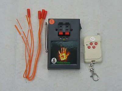 Fireworks firing system New Year Wireless Remot Safety Igniter 1CH Electric Wire