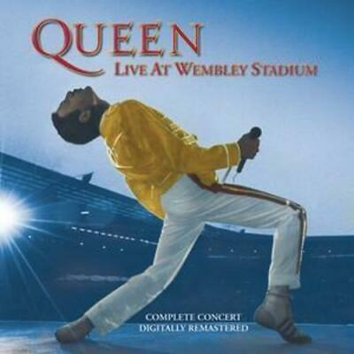 Queen : Live at Wembley Stadium CD (2003)