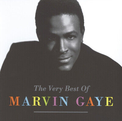Marvin Gaye : The Very Best of Marvin Gaye CD (1999) FREE Shipping, Save £s