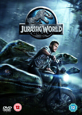 Jurassic World DVD (2015) Chris Pratt, Trevorrow (DIR) cert 12 Amazing Value