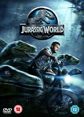 Jurassic World DVD (2015) Chris Pratt