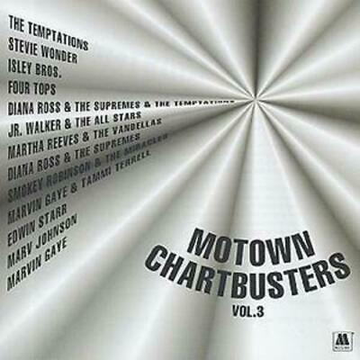 Various : Motown Chartbusters Volume 3 CD (1997)