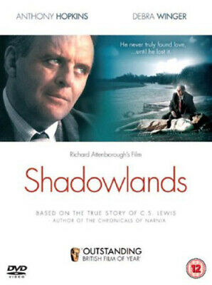 Shadowlands DVD (2005) Anthony Hopkins, Attenborough (DIR) cert U Amazing Value