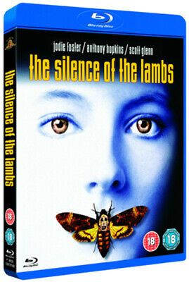 The Silence of the Lambs Blu-ray (2009) Jodie Foster