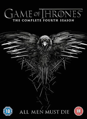 Game of Thrones: The Complete Fourth Season DVD (2015) Lena Headey