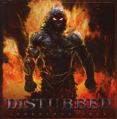 Disturbed : Indestructible CD (2008) Highly Rated eBay Seller, Great Prices