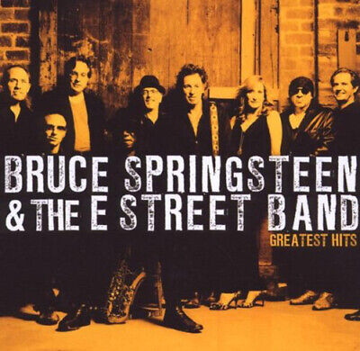 Bruce Springsteen & The E Street Band : Greatest Hits CD (2009)