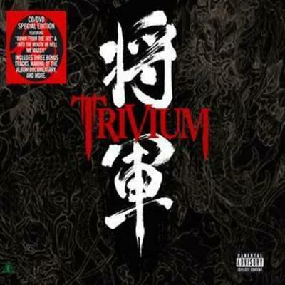 Trivium : Shogun [cd+dvd] CD (2008)
