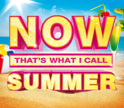 Various Artists : Now That's What I Call Summer CD 3 discs (2014) Amazing Value