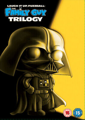 Family Guy Star Wars Trilogy - Laugh It Up Fuzzball DVD (2010) Dominic Polcino