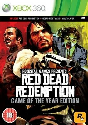 Red Dead Redemption: Game of the Year Edition (Xbox 360) VideoGames