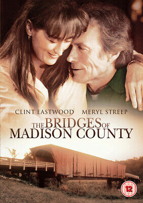 The Bridges of Madison County DVD (1998) Clint Eastwood