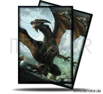 Rough Day w. Dragon Standard Sleeves MAX Protection für Pokémon, Force of Will