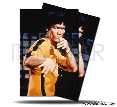 Bruce Lee Small Sleeves MAX Protection für Yu-Gi-Oh! Vanguard!! Cardfight
