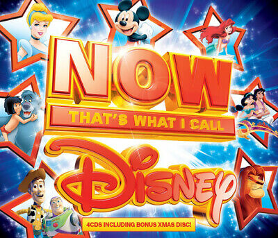 Various Artists : Now That's What I Call Disney CD (2013)
