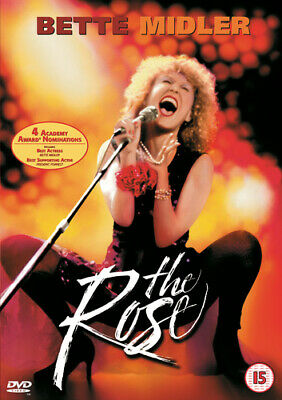 The Rose DVD (2002) Bette Midler, Rydell (DIR) cert 15 FREE Shipping, Save £s