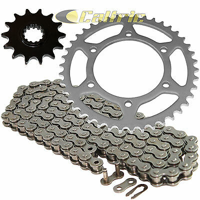 Drive Chain & Sprockets Kit Fits KAWASAKI EX300 Ninja 300 ABS SE 2013-2016