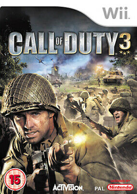 Call of Duty 3 (Wii) VideoGames