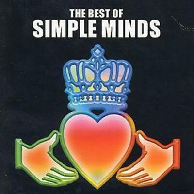 Simple Minds : The Best of Simple Minds CD (2001)