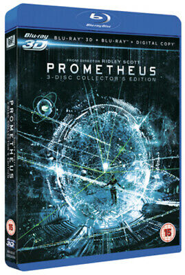Prometheus Blu-ray (2012) Charlize Theron
