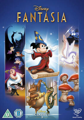 Fantasia DVD (2011) Samuel Armstrong cert U Incredible Value and Free Shipping!
