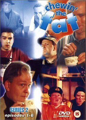 Chewin' the Fat: Series 2 - Episodes 1-6 DVD (2000) cert 15 Fast and FREE P & P