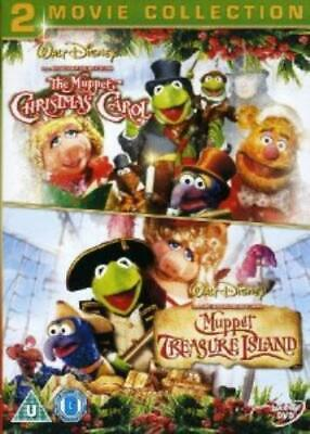 The Muppet Christmas Carol / Muppet Trea DVD Incredible Value and Free Shipping!