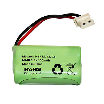 Rechargeable Battery fits Motorola MBP481 MBP482 MBP483 Baby Monitor HRMR03