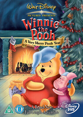 Winnie the Pooh: A Very Merry Pooh Year DVD (2012) Winnie the Pooh