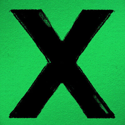 Ed Sheeran : X CD (2014)