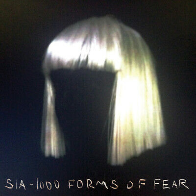 Sia : 1000 Forms of Fear CD (2014) Value Guaranteed from eBay's biggest seller!