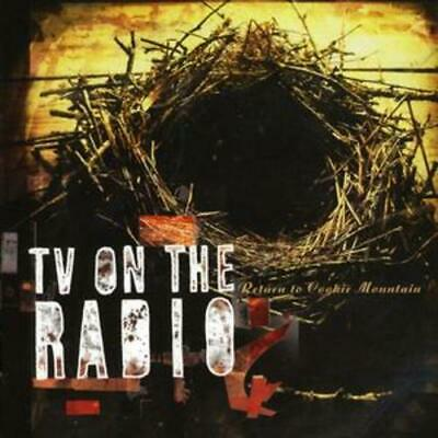 TV On the Radio : Return to Cookie Mountain CD (2006)