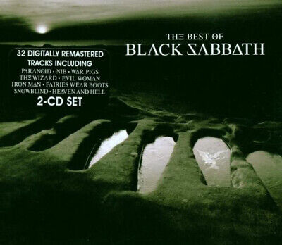 Black Sabbath : The Best of Black Sabbath CD (2000)