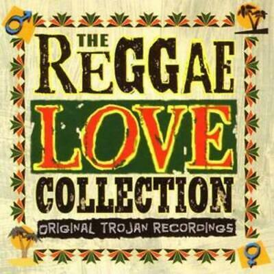 Various Artists : The Reggae Love Collection CD (2003)