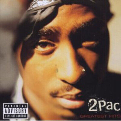 2Pac : Greatest Hits CD (2010)