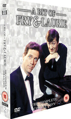 A Bit of Fry and Laurie: The Complete Collection DVD (2007) Roger Ordish