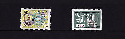 Syria - 1986 Damascus Fair - U/M - SG 1647-8