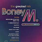 Boney M : The Greatest Hits CD Value Guaranteed from eBay's biggest seller!