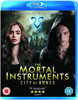 The Mortal Instruments: City of Bones Blu-ray (2014) Lily Collins