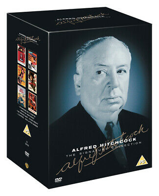 Alfred Hitchcock: Signature Collection DVD (2004) Grace Kelly