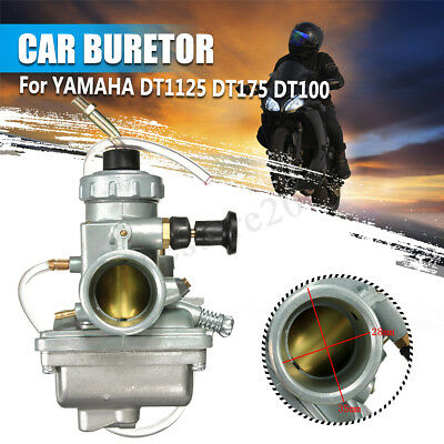CARBURETOR CARB FOR YAMAHA DT 175 DT175 1979-1981 Enduro SUV 28mm