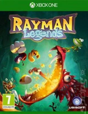 Rayman Legends (Xbox One) VideoGames