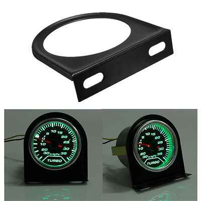 52mm 2 Inch Universal Car Auto Black Duty Gauge Meter Dash Mount Pod Holder Cup