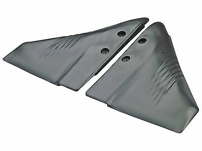 Universal Black Outboard Motor Hydrofoil Stabilizer -  Five Oceans