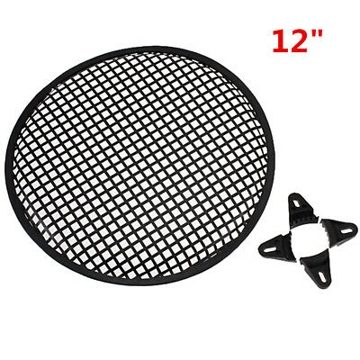 12'' 12 Inch Car Truck Auto Audio Speaker SubWoofer Grills Cover Guard Protector