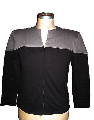 Uniform STAR TREK - First Contact - BW - Jacke - L super deluxe