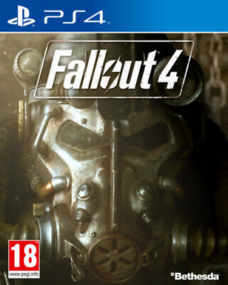 Fallout 4 (PS4) PEGI 18+ Adventure: Role Playing Expertly Refurbished Product